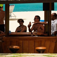 Отель Jamaica Inn гостиничный бар