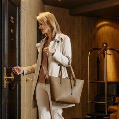 Small Luxury Hotel Ambassador Zürich сауна