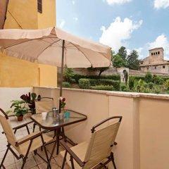 Апартаменты Laterano Apartment Рим балкон