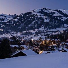 Отель Park Gstaad Швейцария, Гштад - отзывы, цены и фото номеров - забронировать отель Park Gstaad онлайн спортивное сооружение