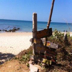 Отель Lazy Days Bungalows Ланта пляж