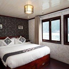Отель Phoenix Luxury Cruise Halong комната для гостей