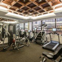 Avalon Hotel фитнесс-зал