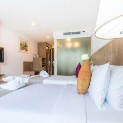 Andaman Beach Suites Hotel 4* Стандартный номер разные типы кроватей фото 9