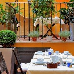 Отель Eats & Sheets Colosseo Рим питание