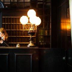 Отель First Hotel Kong Frederik Дания, Копенгаген - отзывы, цены и фото номеров - забронировать отель First Hotel Kong Frederik онлайн интерьер отеля фото 3