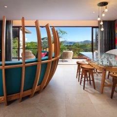 Отель W Costa Rica - Reserva Conchal комната для гостей фото 11