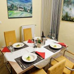 Отель Villa Luna Австрия, Вена - отзывы, цены и фото номеров - забронировать отель Villa Luna онлайн питание фото 3