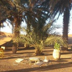 Отель Dar Lola Марокко, Мерзуга - отзывы, цены и фото номеров - забронировать отель Dar Lola онлайн пляж