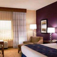 Отель DoubleTree by Hilton Carson 3* Стандартный номер с различными типами кроватей фото 15