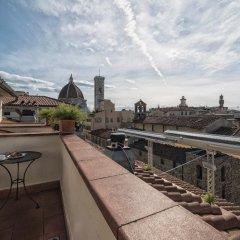 Отель Laurus Al Duomo Италия, Флоренция - 3 отзыва об отеле, цены и фото номеров - забронировать отель Laurus Al Duomo онлайн балкон