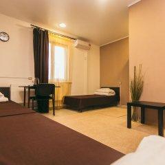 Гостиница Бархат комната для гостей фото 3