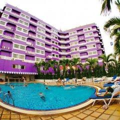 Отель Sawasdee Siam Таиланд, Паттайя - 1 отзыв об отеле, цены и фото номеров - забронировать отель Sawasdee Siam онлайн бассейн фото 2