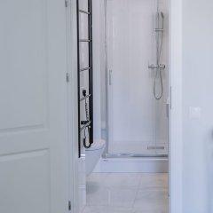 Отель APARTEL Plac Unii Lubelskiej Studio Польша, Варшава - отзывы, цены и фото номеров - забронировать отель APARTEL Plac Unii Lubelskiej Studio онлайн ванная фото 2