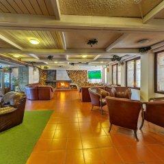 Отель Flora hotel Болгария, Боровец - отзывы, цены и фото номеров - забронировать отель Flora hotel онлайн интерьер отеля фото 3