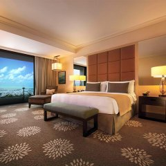 Отель Marina Bay Sands 5* Номер Grand club с различными типами кроватей