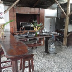 Отель Cabinas Tropicales Puerto Jimenez Ринкон фото 5