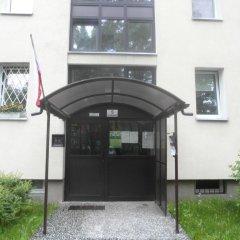 Отель Apartament Spalska Варшава вид на фасад