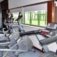 Hotel Quinta da Cruz & SPA фитнесс-зал фото 2