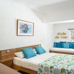 Отель Emeraude Beach Attitude комната для гостей фото 4