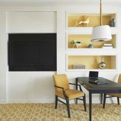 Отель Waldorf Astoria Beverly Hills Беверли Хиллс комната для гостей