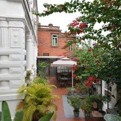 Отель Little White House Xiamen Gulangyu Китай, Сямынь - отзывы, цены и фото номеров - забронировать отель Little White House Xiamen Gulangyu онлайн балкон