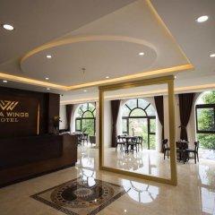 Sapa Wings Hotel интерьер отеля