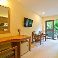 Отель Sunshine Garden Resort Таиланд, Паттайя - 3 отзыва об отеле, цены и фото номеров - забронировать отель Sunshine Garden Resort онлайн удобства в номере фото 2