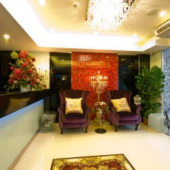 Отель Richly Villa Бангкок интерьер отеля