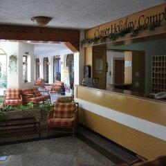 Отель Clover Holiday Complex Каура интерьер отеля