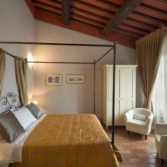 Отель Leon Bianco Италия, Сан-Джиминьяно - отзывы, цены и фото номеров - забронировать отель Leon Bianco онлайн комната для гостей фото 5