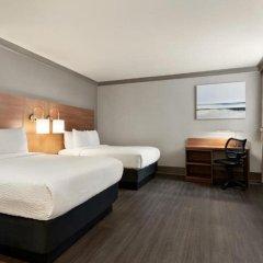 Отель Days Inn - Vancouver Downtown Канада, Ванкувер - отзывы, цены и фото номеров - забронировать отель Days Inn - Vancouver Downtown онлайн комната для гостей фото 4
