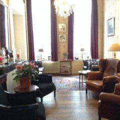 Отель Patritius Бельгия, Брюгге - отзывы, цены и фото номеров - забронировать отель Patritius онлайн комната для гостей фото 5
