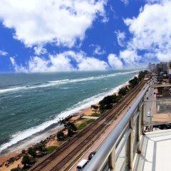 Отель Mirage Hotel Colombo Шри-Ланка, Коломбо - отзывы, цены и фото номеров - забронировать отель Mirage Hotel Colombo онлайн пляж