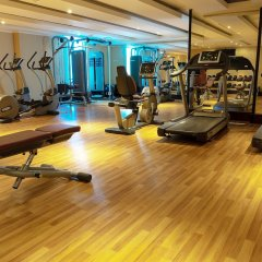 Отель Copthorne Hotel Sharjah ОАЭ, Шарджа - отзывы, цены и фото номеров - забронировать отель Copthorne Hotel Sharjah онлайн фитнесс-зал фото 2