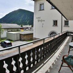 Отель Parsenn Швейцария, Давос - отзывы, цены и фото номеров - забронировать отель Parsenn онлайн балкон