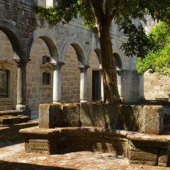 Отель Pousada Mosteiro de Amares фото 18