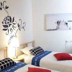 Отель B&b Vistamar Holidays - Adults Only Барселона комната для гостей фото 4