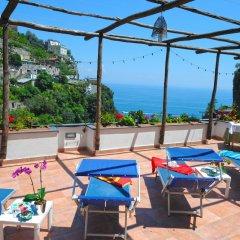 Отель La Pergola Италия, Амальфи - 1 отзыв об отеле, цены и фото номеров - забронировать отель La Pergola онлайн бассейн