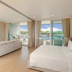 Отель Angsana Villas Resort Phuket комната для гостей фото 2