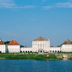 Отель Ibis Muenchen City Arnulfpark Германия, Мюнхен - 3 отзыва об отеле, цены и фото номеров - забронировать отель Ibis Muenchen City Arnulfpark онлайн приотельная территория