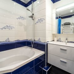 Апартаменты Hello Apartment Pulkovskoye shosse ванная фото 2