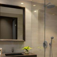 Golden Crown Haifa Израиль, Хайфа - 1 отзыв об отеле, цены и фото номеров - забронировать отель Golden Crown Haifa онлайн ванная фото 2