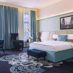 Гостиница Radisson Royal комната для гостей фото 4