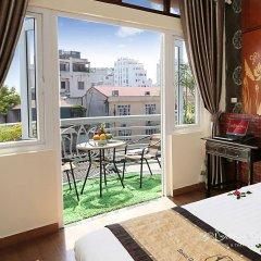 Отель Hanoi Golden Charm Hotel Вьетнам, Ханой - отзывы, цены и фото номеров - забронировать отель Hanoi Golden Charm Hotel онлайн комната для гостей фото 4