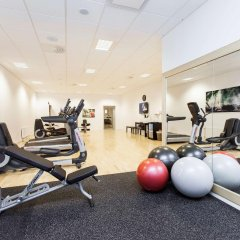 Отель Elite Hotel Ideon, Lund Швеция, Лунд - отзывы, цены и фото номеров - забронировать отель Elite Hotel Ideon, Lund онлайн фитнесс-зал