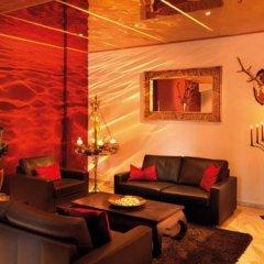 Hotel Rothirsch by Skinetworks интерьер отеля