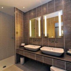 Отель Au Logis des Remparts Франция, Сент-Эмильон - отзывы, цены и фото номеров - забронировать отель Au Logis des Remparts онлайн ванная фото 2
