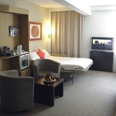 Отель Novotel Praha Wenceslas Square комната для гостей фото 4
