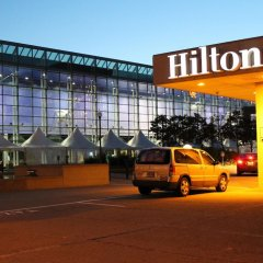 Отель Hilton Québec Канада, Квебек - отзывы, цены и фото номеров - забронировать отель Hilton Québec онлайн городской автобус